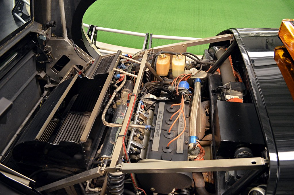 Dodge M4S Turbo Interceptor | scott597 | Flickr