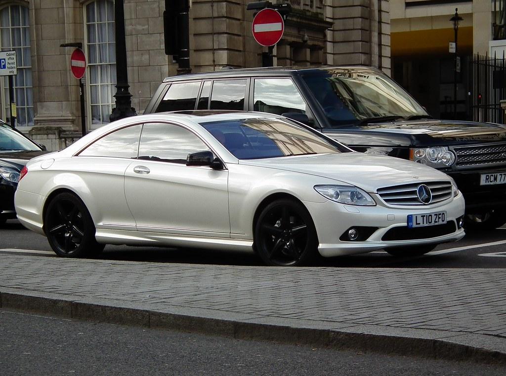 Mercedes benz cl500 2010 mercedes benz cl500 4 7 l v8 for 2012 cl500 mercedes benz