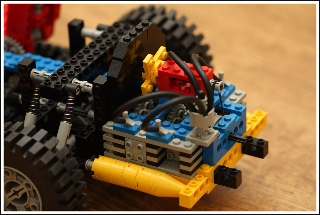All Car Company >> Lego Technic Chassis 8860 #03 | J J M | Flickr