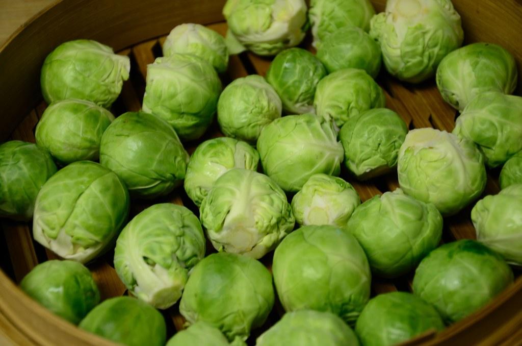 капуста брюссельская калорийность на 100 грамм