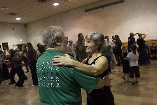 Contra Dance | by The Ithacan