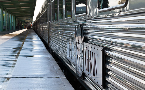 The Silver Train ~ the Ghan | by :: Blende 22 ::