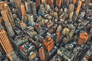 Rooftops from ESB | by Nina Wolfe Photography