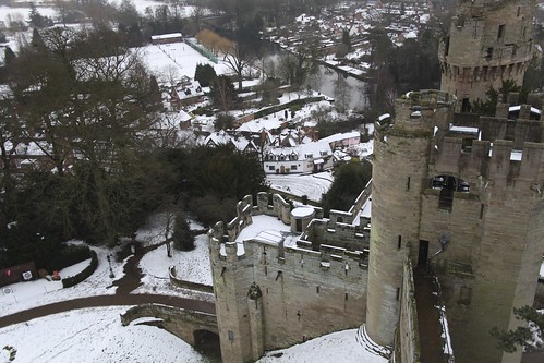 Warwick Castle: Barbican and Gatehouse | by JeDi58
