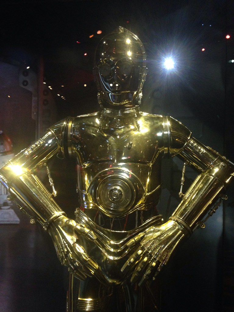 Star wars tech museum san jose march 2014 starwars for Star wars museum san francisco