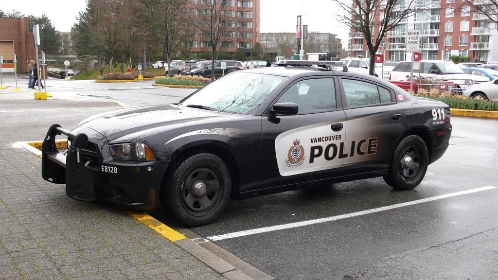 vancouver police 39 s new dodge charger patrol car this fuel flickr. Black Bedroom Furniture Sets. Home Design Ideas