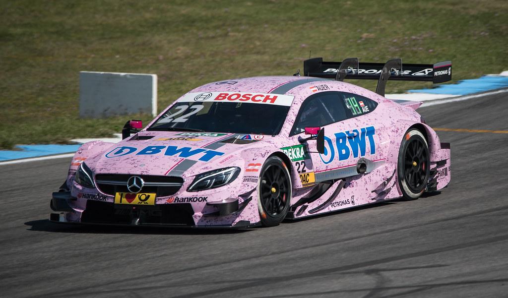 #22 Lucas Auer, BWT Mercedes-AMG C63 DTM | @ DTM ...