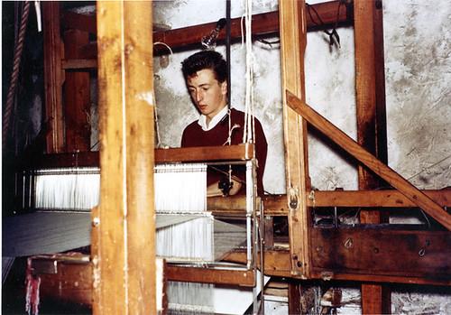 Conal handweaving 1960's