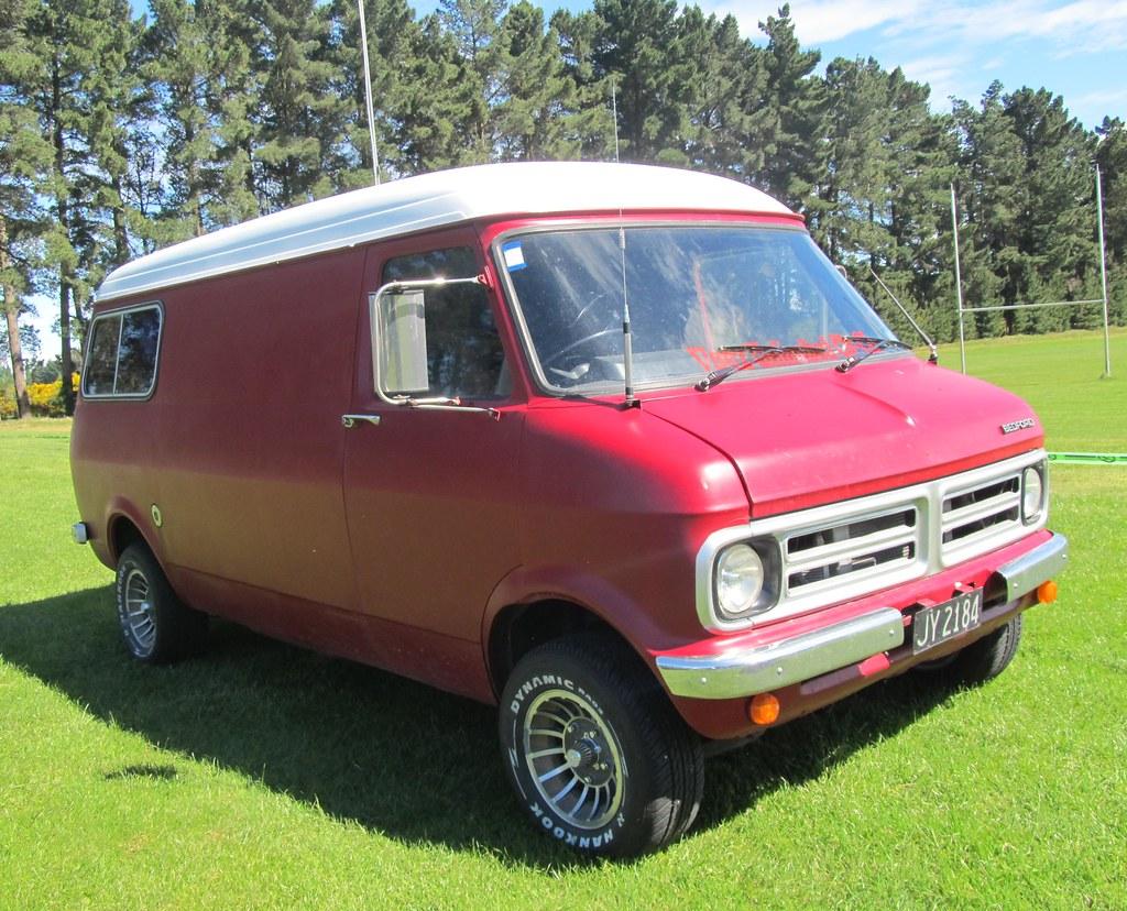 World Car Mazda >> 1980 Bedford CF Van | JY2184 Once the KING of vans here in ...