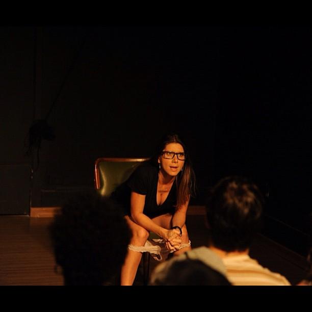 Priscila Assum, ótima na cena do Rodrigo Ferrari @rgfcesar ...