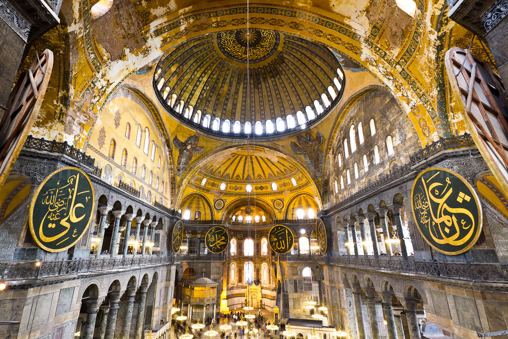Hagia Sophia - Saint Sophia