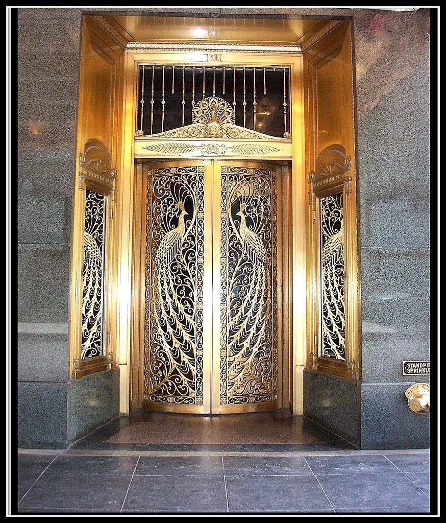 Million Dollar Doors ~ Peacock Doors [Tiffany] ~ House of ...