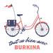 tout va bien avec Burkina