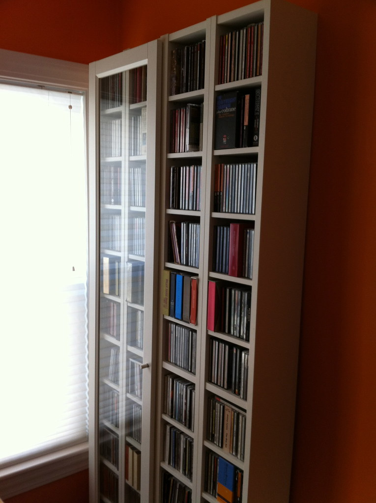 IKEA CD Or DVD Shelf $125 | Boston.craigslist.org/gbs/fuo/27u2026 | Flickr