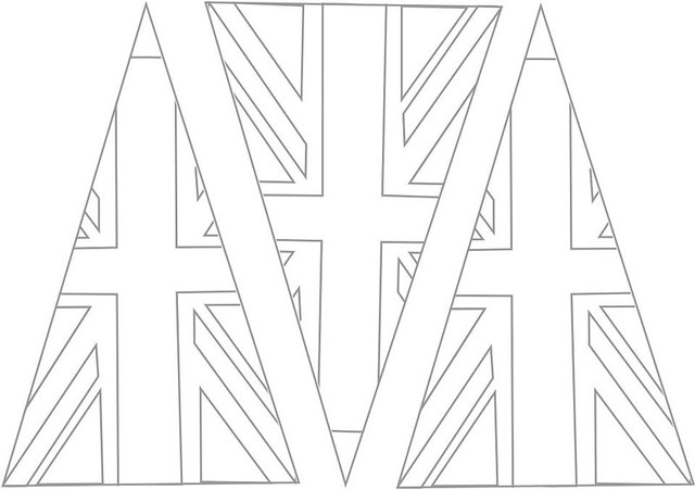 colouring pages union jack flag free union jack flags coloring pages