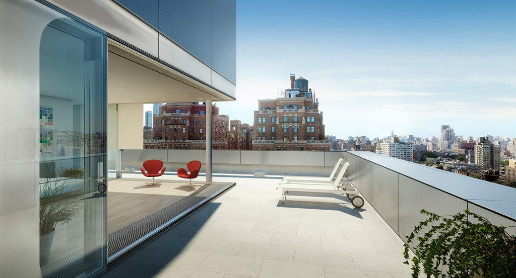 Neil denari architects hl23 rendering 05 penthouse ter for What does terrace mean