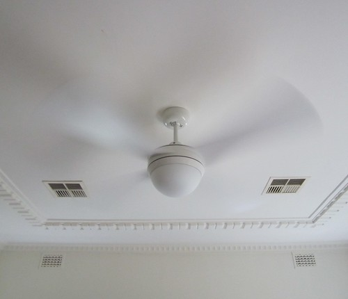 New light fitting/fan | by Daniel Bowen