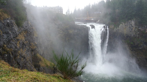 Snoqualmie Falls Park & Hydro Project 01/2012 By Khate Horasilp | by อ.เขตต์ โหรศิลป์ siamt