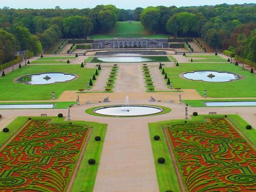 Jardin du ch teau de vaux le vicomte flickr photo sharing for Le jardin 3d