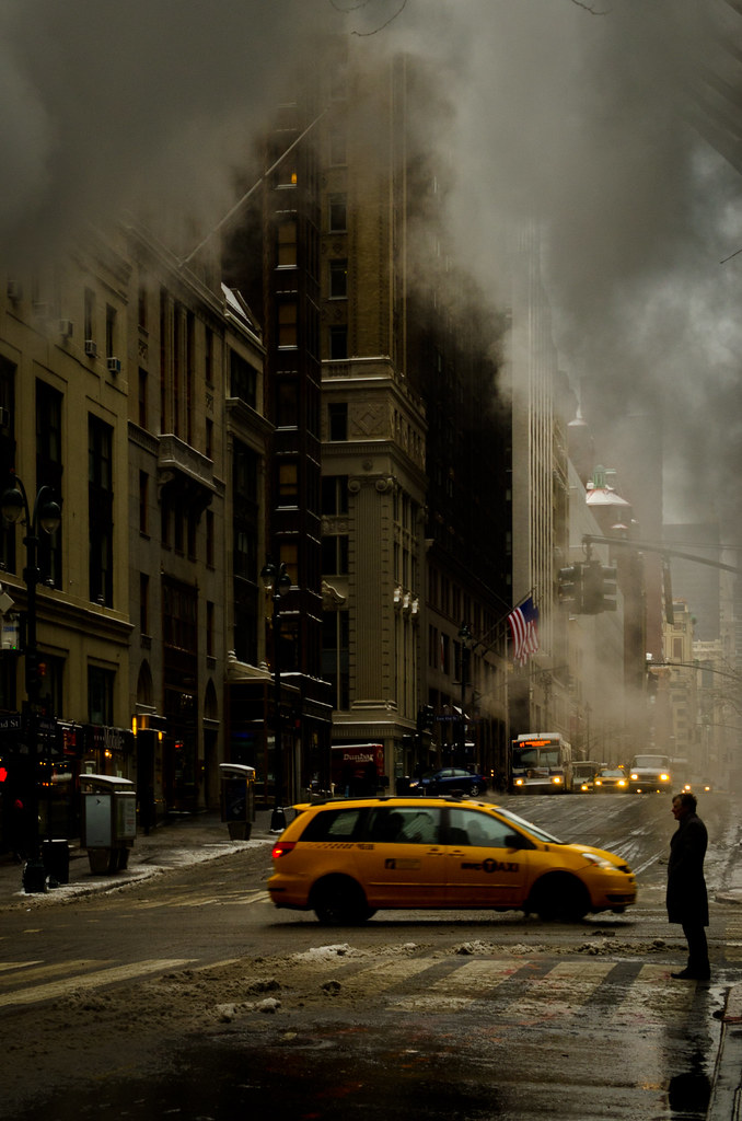 Nyc The Steam The New York City Steam System Is A