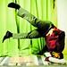 154/365. Levitation : Falling Is Just Like Flying.