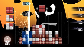 Lumines Electronic Symphony for PS Vita | by PlayStation.Blog