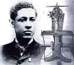 Jan Ernst Matzeliger Shoe Lasting Invention When Young