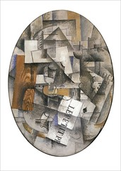 Geroges braque im bank austria kunstforum 1 3 for Weisses tischchen