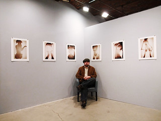 Plastic Erotica: Opening Reception Self Portrait | by Sid Ceaser Photography