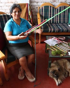 Fair Trade Producer - Mama Ursula, Lima, Peru | by THE FAIR TRADE STORE
