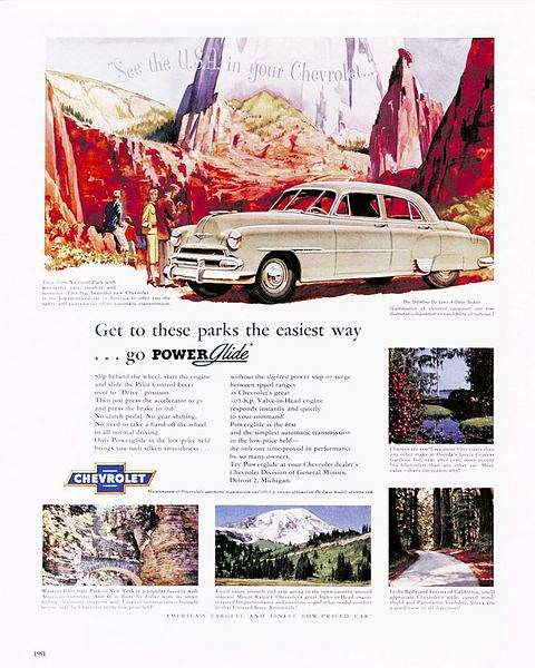 see the usa in your chevrolet print ad that was part of th. Cars Review. Best American Auto & Cars Review