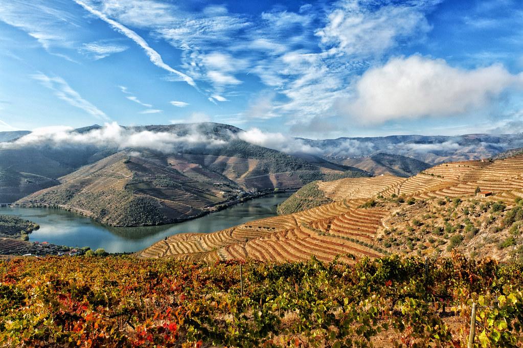 Alto Douro Vinhateiro, Norte de Portugal