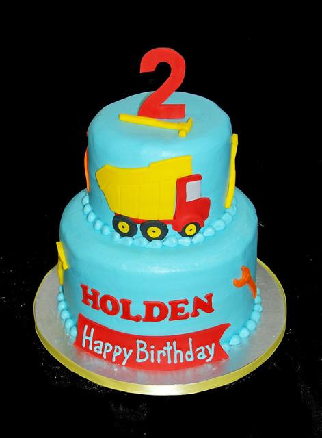 Dump Truck Birthday Ideas Dump Truck Birthday Cake