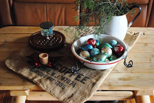 Christmas Coffee Table | by Peppysis