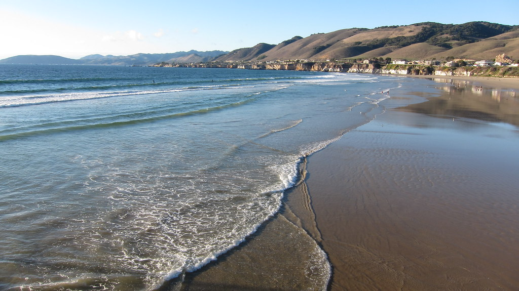 Pismo North Beach Campround Reservations