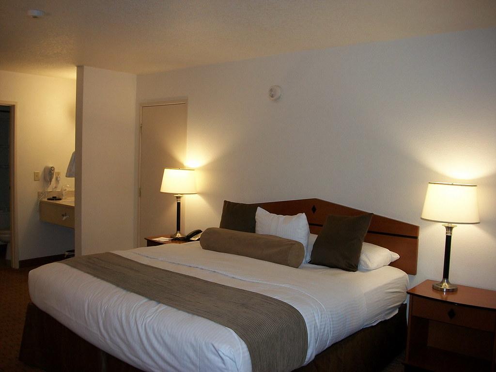 Stratosphere Hotel Deluxe Room