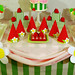 Strawberry Shortcake Birthday Dessert Table