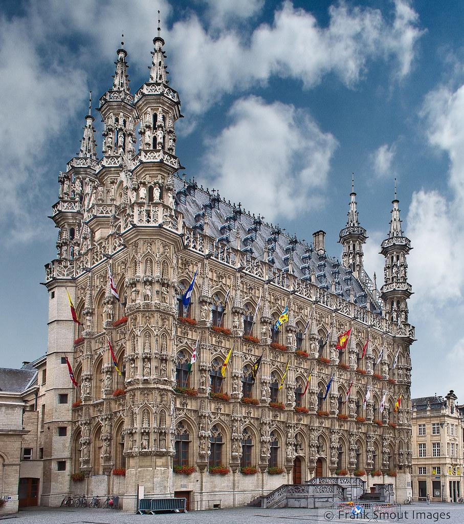 Belgium City Hall