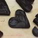 Easy Raw Dark Chocolate Bars