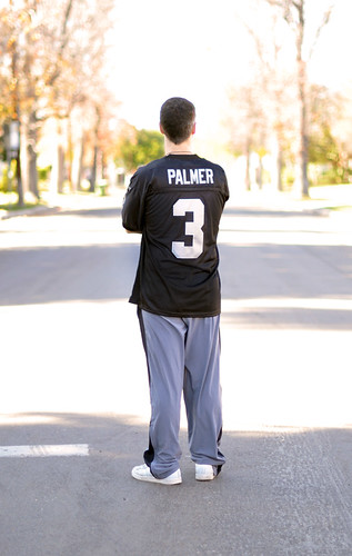 carson palmer raiders jersey | by ...love Maegan