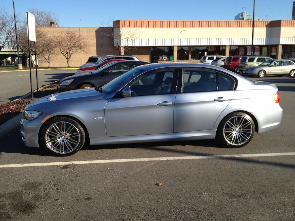 E90 Lci With 18 Quot 269 Style Wheel Set E90 Lci With 18