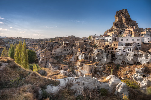 Discovering Ortahisar - (Cappadocia, Turkey) | by blame_the_monkey