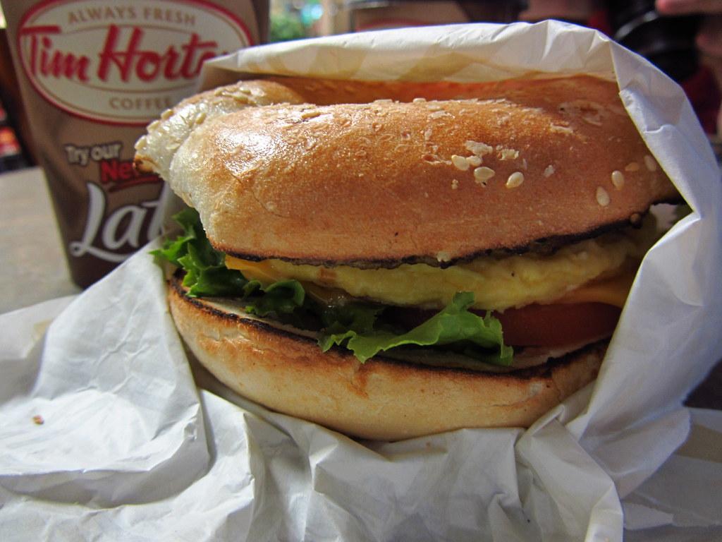 tim hortons breakfast belt bagel sandwich tim hortons. Black Bedroom Furniture Sets. Home Design Ideas