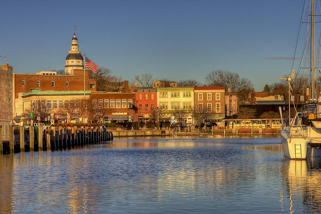 Annapolis Md New Restaurants