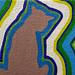 Blue Cat (detail)