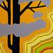 Yellow Tree (detail)