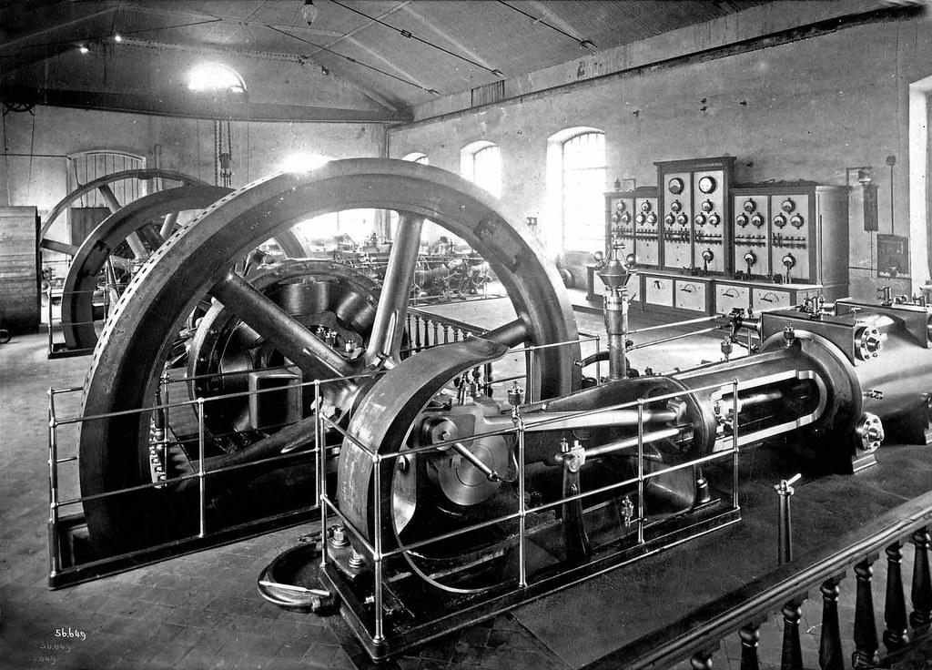 villerupt 1910 usine de micheville turbine gaz coll c b flickr. Black Bedroom Furniture Sets. Home Design Ideas