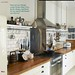 Sarah Ellison / Olly Gordon / Heart Home Magazine {white, wood and steel rustic industrial scandinavian modern kitchen}