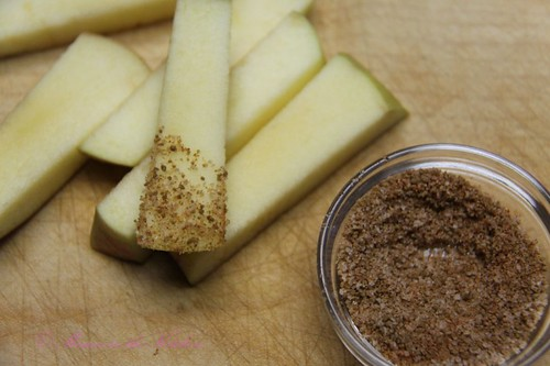 Cayenne Spiced Apples | by Mama in the Kitchen