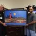 Captain Kimo and Frank Kitzerow, Chief of Police from Jupiter, Florida